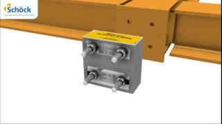 Schöck Isokorf® KST : Thermische bruggen oplossen bij staal-staal aansluitingen