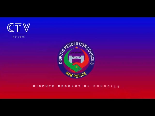 Dispute Resolution Council Abbottabad KPK by ctv network