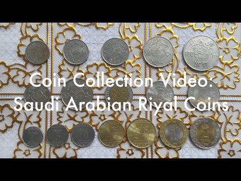 Coin Collection Video #17: Saudi Arabian Riyal Coins