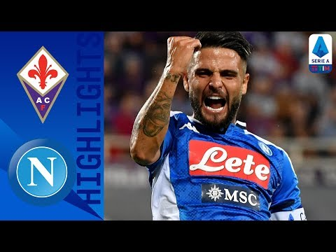 Fiorentina 3-4 Napoli | 7-goal thriller ends in Napoli's favour! | Serie A