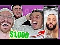 i Paid Celebrities $1000 to Roast My Friends!! (HILARIOUS ROASTING CHALLENGE)