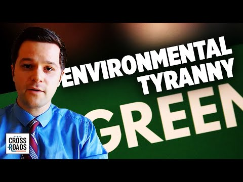 How the Green New Deal is a Trojan Horse for Totalitarian Government—Interview With Hayden Ludwig