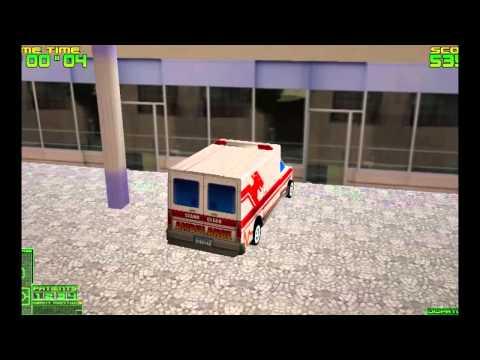 Crisis Team : Ambulance Driver Quick Look