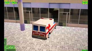 Crisis Team : Ambulance Driver Quick Look