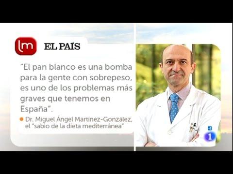 Pan blanco y pan integral - Miguel Ángel Martínez González - Mañanas TVE