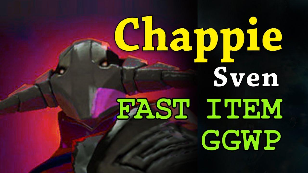 Chappie Dota 2