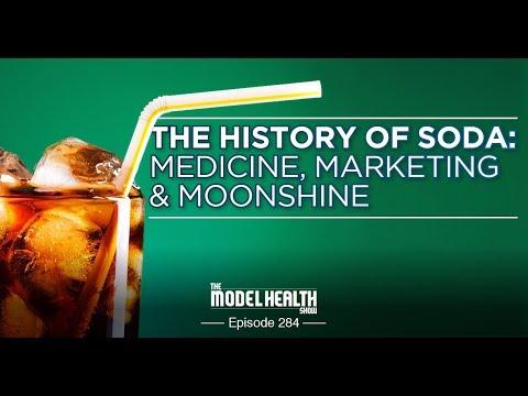 The History Of Soda: Medicine, Marketing & Moonshine