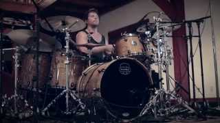 POMEGRANATE TIGER  - ** Maxims ** - Drum Play through - Martin Andres