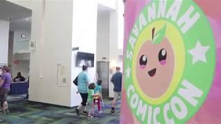 2018 Savannah Comic Con!