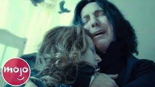 Top 10 Shocking Harry Potter Plot Twists