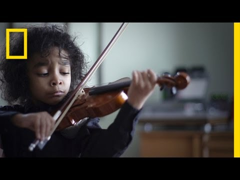 A Child Prodigy, a Painful Disease, and a Life-Changing Treatment | National Geographic