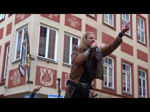 #KutschPutsch von D'Artagnan in München Station 2