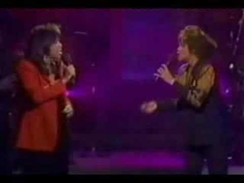 W. Houston & N. Cole - « I say a little pray for you »
