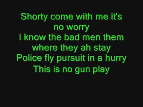Sean Kingston-Take You There (Lyrics).wmv