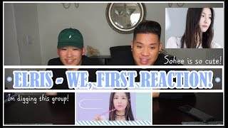 Mv Elris 엘리스 We First 우리 처음 Reaction
