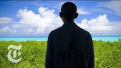 Exclusive Obama Interview on 'Terrifying' Threat of Climate Change | The New York Times