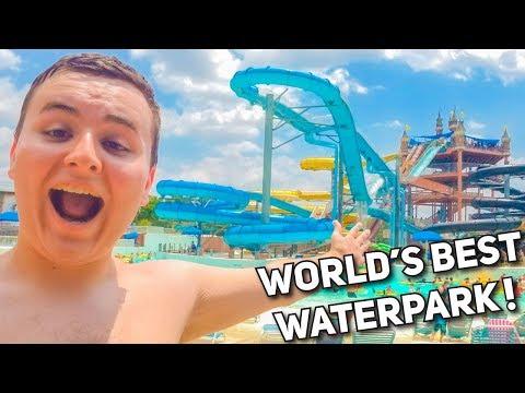 WORLD'S BEST WATERPARK! (Vlog)