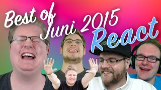 REACT: Best of Juni 2015