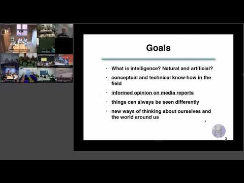 SHAIL 2015 Lecture 1   Artificial Intelligence things can be seen differently