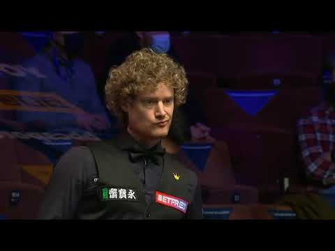Neil Robertson Plays Shot of the Day |  World Championship [R1]