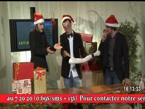 Plateau multicams t l achat de no l youtube for Tele achat projecteur noel