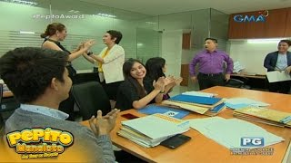 Pepito Manaloto: PM Water, nominated for Seal of Excellence!