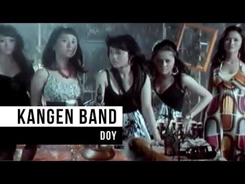 KANGEN Band - Doy (Official Music Video)