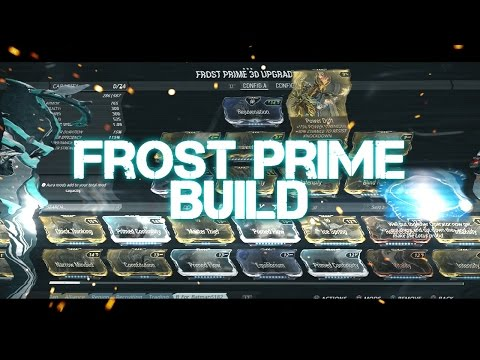 Frost Prime Incredible Unbreakable Snow Globe  Build 2016 ( Well Almost )