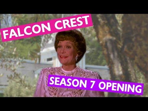 Falcon Crest Season 7  Season 4 style