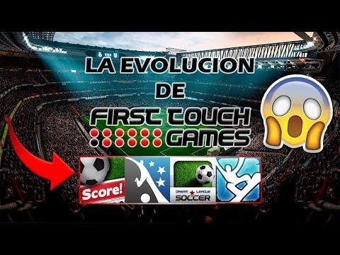 LA EVOLUCIÓN DE FIRST TOUCH GAMES