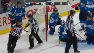 Финляндия-Северная Америка U23 1:4 18.09.16 Хоккей Кубок Мира 2016