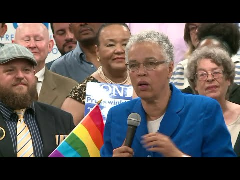With 4 days to go before election, controversies plague Preckwinkle