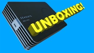 Seagate Innov8 8TB Hard Drive Unboxing... with surprises!