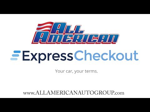 American Express Checkout >> All American Ford Express Checkout