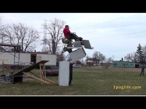 double decker pliance jump