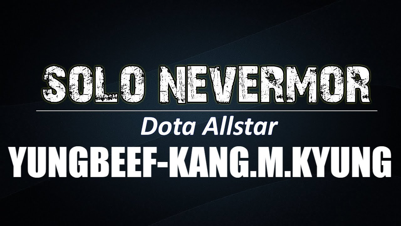 SOLO NEVERMORE | Match 11 | Yungbeef vs Kang.M.Kyung