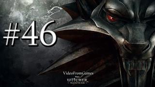 Прохождение The Witcher 46 Возвращение в Вызиму
