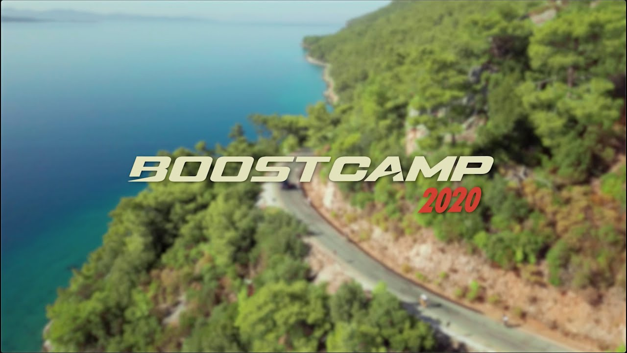 BOOSTCAMP 2020 REVENGE ON THE MOUNTAINS