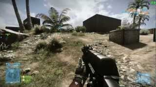 Battlefield 3 PC Conquest Gulf of Oman Full Round Gameplay 1000 Ticket ANOTHER VICTIM [CAP] Server