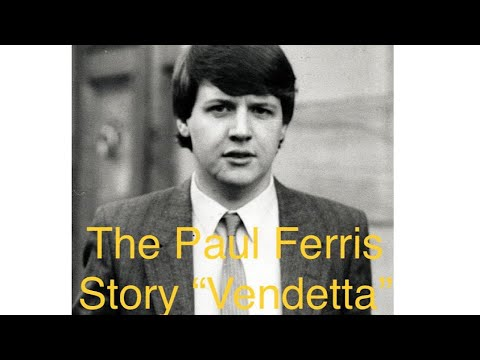 The Paul Ferris Story (Glasgow Gangster ) Vendetta