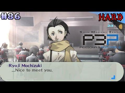 Kolejny?   Persona 3 Portable [HARD] #86