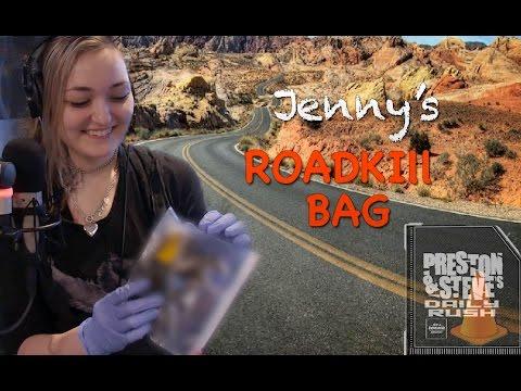 Jennys Roadkill Bag  Preston & Steves Daily Rush