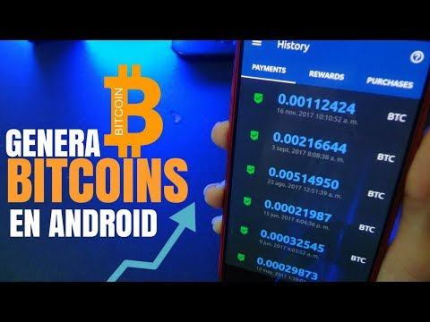 COMO GANAR BITCOINS GRATIS EN ANDROID 2018 - TOP 3 APPS