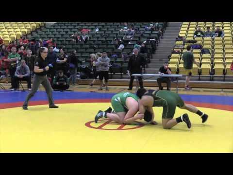 2016 Golden Bear Open: 120 kg Jacob Phillips vs. Daniel Oloumi