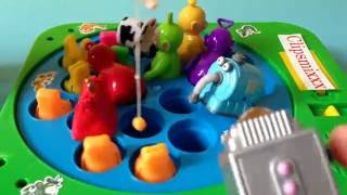 Fishing Game Playset