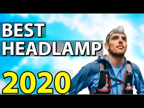 ✅ TOP 5: Best Headlamp 2020