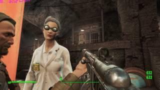 Fallout 4 - ASUS GL502VS - GTX 1070 - G-Sync