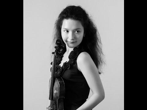 Anna Savkina plays Mendelssohn - Violin Concerto in E minor 멘델스존 바이올린협주곡 E 단조 op.64
