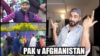 Pak v Afghanistan | Indians ke reaction | Fan Fights & much more| Ep: 4 | World Cup Diaries