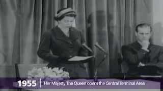Heathrow Terminal 2 : The Queen